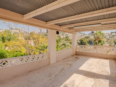 Photo for 4-person villa with a fantastic view, swimming pool, terraces and a beautiful large garden