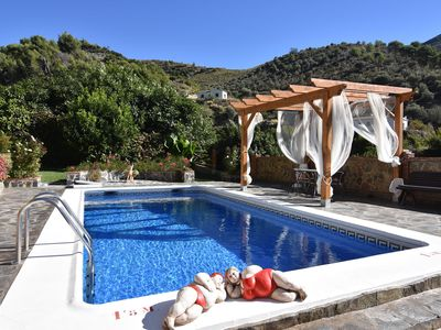 Photo for A charming country house in the Natural Park of Sierra de Almijara
