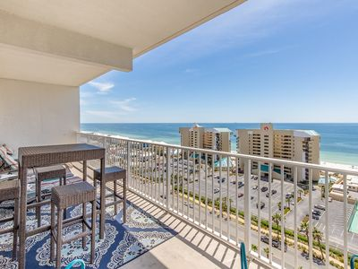 Photo for ☀Laketown Wharf 1326-2BR+Bnks☀225ft to PRV BCH Access! OPEN June 9 to 11 $753!