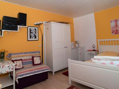 Photo for Double room shower / WC - Apartment u. Pension M. Schmitz
