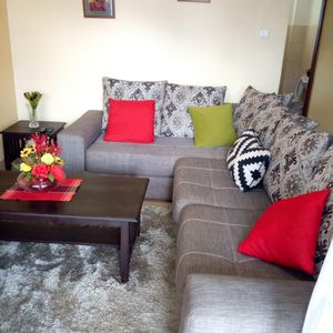 Photo for 1BR Apartment Vacation Rental in westlands, Nairobi County