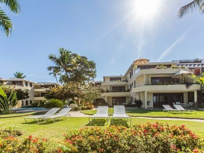 Photo for Premium Penthouse - Spacious Outdoor Living w/ Ocean Views, A/C, Pool!