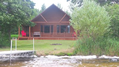 Beautiful Lakefront Property situated on 1500 feet of frontage on Gulliver Lake
