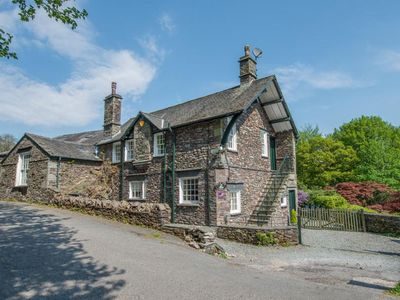 Photo for Spacious holiday home on a hill with private parking and an open fireplace