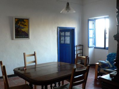 Photo for CORSE village house in BALAGNE 5 kms from the sea!