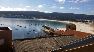 Photo for Penthouse with WiFi in Laxe Galicia