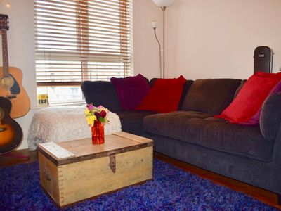 Photo for Bohemian 1 Bedroom Home in the city centre
