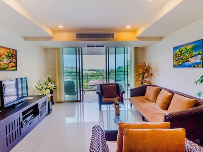 Photo for Seaview 2 bedrooms Condo in Hua Hin