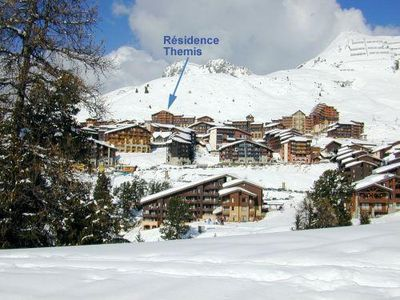 Photo for 1BR Studio Vacation Rental in La Plagne