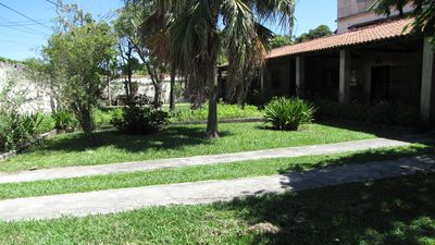 Photo for House in Saquarema, 200 meters from the beach, huge garden, lots of peace.