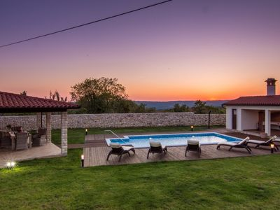 Photo for Holiday house Sveti Martin for 4 - 6 persons with 2 bedrooms - Villa