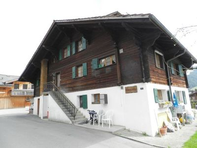 Photo for Apartment Studio Morier (1. Stock) in Saanen - 2 persons, 1 bedrooms