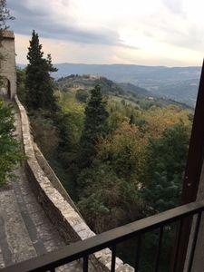 Photo for Spectacular Views - Charming House in Central Todi