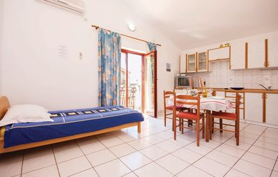 Photo for Apartment 196 m from the center of Vodice with Internet, Air conditioning, Parking, Terrace (307210)