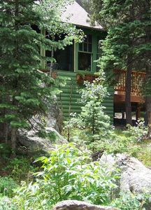 Photo for Cabin Among the Whispering Pines - Peaceful Valley