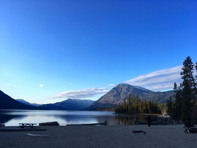 Photo for 2 Bedroom Condo with Golf Course View, 5 minutes to Lake Wenatchee, Leavenworth