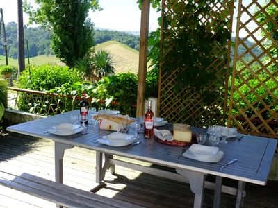 Photo for Inland Basque Country, 2 * Rural Gite, accessible to PMR