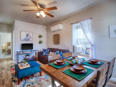 Photo for Beautiful & unique apartment near Old Colorado City - minutes from attractions!