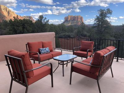 Photo for Awesome Home w/ Outstanding Red Rock Vistas, Pool & Hot Tub! NO PETS!