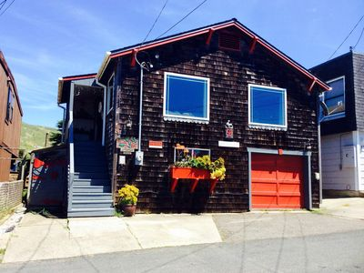 Photo for Dillon Beach Ocean View Property-Bay Views-Private Yard from $250/nt.