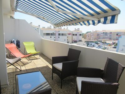 Photo for Superb 3 rooms Terrace - Pool - 4 people
