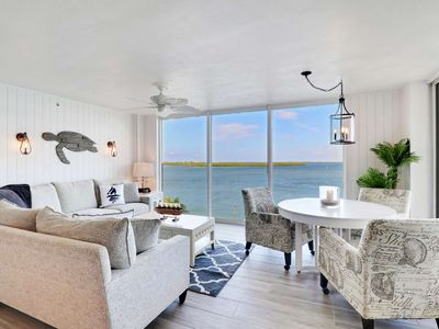 Photo for EXQUISITE, Newly Remodeled & Listed! Gorgeous 5th Floor Bay View, No Resort Fee, Free Parking & WiFi