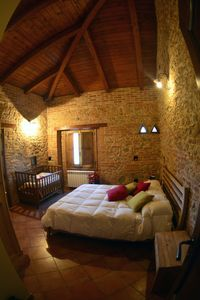 Photo for Double bedroom in farmhouse Le terre di zoè