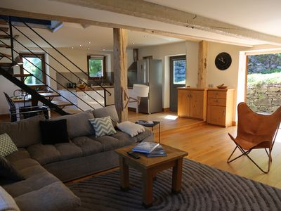 Photo for Chalet ideally located for Courchevel / Meribel