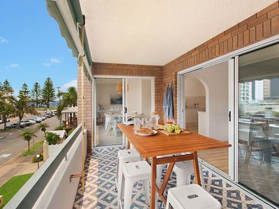 Photo for Maybury Unit 5 - Right in the heart of Rainbow Bay in Coolangatta