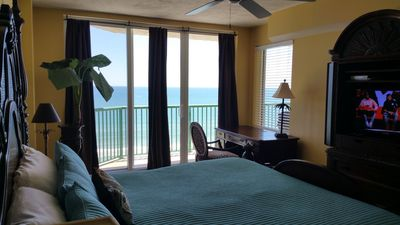 Photo for Direct Oceanfront Luxury Condo, See the Ocean from Your Bed!