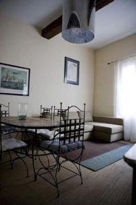 Photo for Attractive & comfortable flat in an old stone-built house