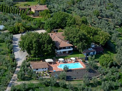 Photo for Villa L 'Aia - Rigomagno - Sinalunga Villa of 400 square meters - completely renovated