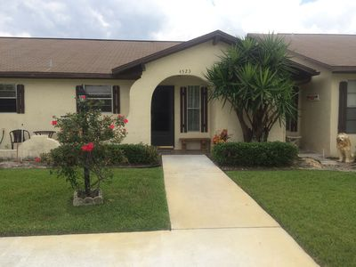 Photo for A Totally Tropical Retreat - Close To Shopping, Amenities, Parks, Golf And More!