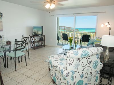 Photo for Newly Renovated & New to VRBO! Pelican Isle luxury Unit 104!