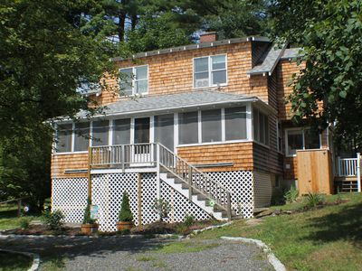 Photo for Charming Beach House steps from Perkins Cove