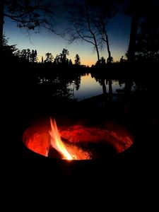 Cozy Fire Pit & Sunsets...