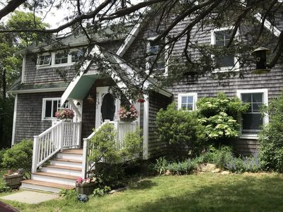 Photo for Entire Vineyard Haven Home - In town & close to ferry, beach, restaurants