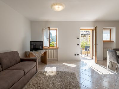 Photo for VALLELAGHI APARTMENT is only 12 km from Trento.