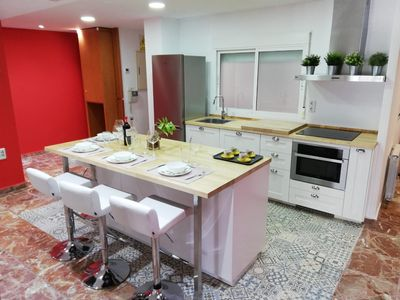 Photo for Very spacious apartment in the center of Cartagena