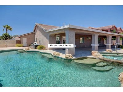 AWESOME 2500SF 3BED, 3BA, VERY PRIVATE, POOL/JACUZZI IN PARADISE!
