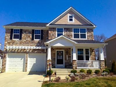 Photo for New home with an open floor plan in the Bestgate Road neighborhood. 5 bedrooms, 3.5 Baths with a finished basement with pool table.