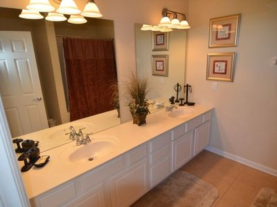 Photo for This luxury end-of-row 3 bedroom, 3.5-bathroom townhouse is spacious and attractively furnished throughout