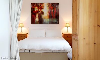 Photo for Garden Cottage -  a cottage that sleeps 3 guests in 1 bedroom