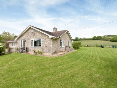 Photo for 4 bedroom accommodation in Chideock, near Bridport