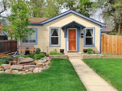 Photo for Charming Bungalow In The Heart Of Old Town, Walk Or Bike To Everything!