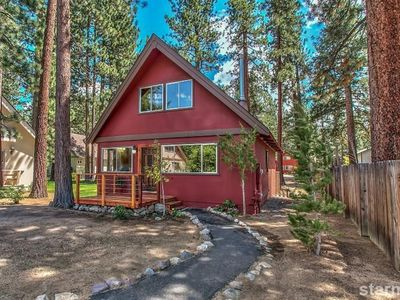 Photo for 963 Tanglewood: 3 BR / 2 BA cottage in South Lake Tahoe, Sleeps 10