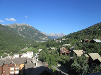 Photo for APARTMENT 2 TO 4 PEOPLE - SERRE CHEVALIER 1350 m - BEAUTIFUL VIEW ON THE MOUNTAIN