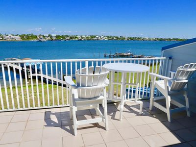 Photo for 1BR/1BA | Third Floor | Large Balcony w/ Beautiful Waterfront Views