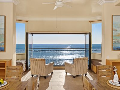 Photo for Oceanfront w/ 8br/7.5ba, rooftop, spa, A/C Equipped