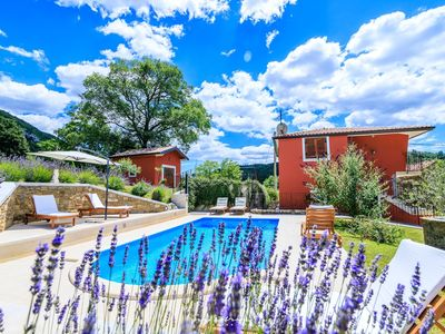 Photo for Family villa with private pool in Central Istria